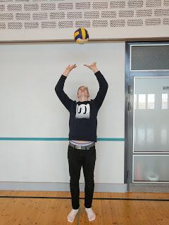 Kestävyysjuoksua ja lentopalloa; Reetta Jorosen ja Simo Suppolan haastattelu