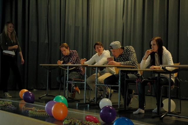 Lyseon vappujuhla 2013