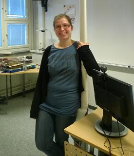 Haastattelussa Hanna Gaskin: yliopistosta takaisin lyskalle