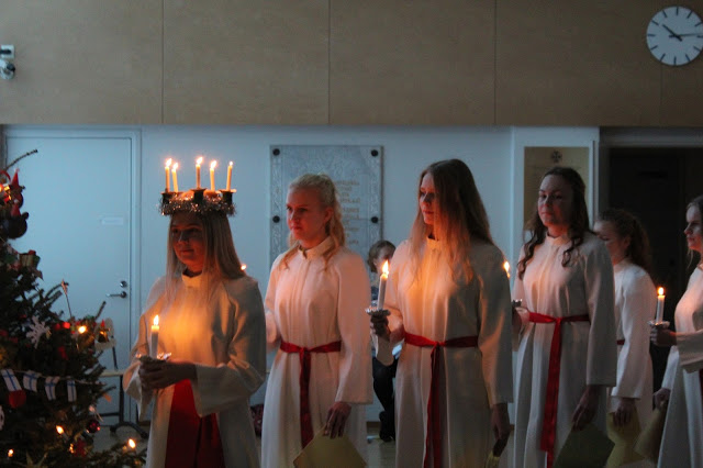 Lyseon joulun avauksessa loistavaa ohjelmaa!