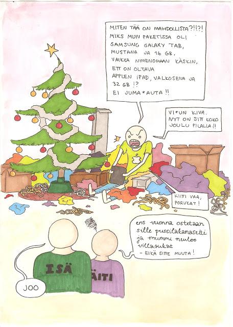 Joulun todellinen merkitys?