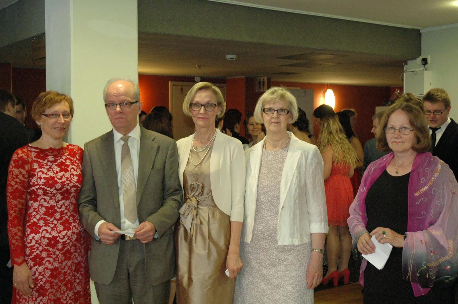 Lyseon ylioppilasjuhlat 31.5.2014 Savonlinnasalissa