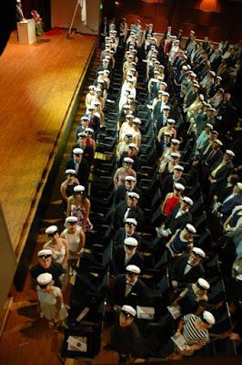 Ylioppilasjuhlassa lakitettiin 92 ylioppilasta